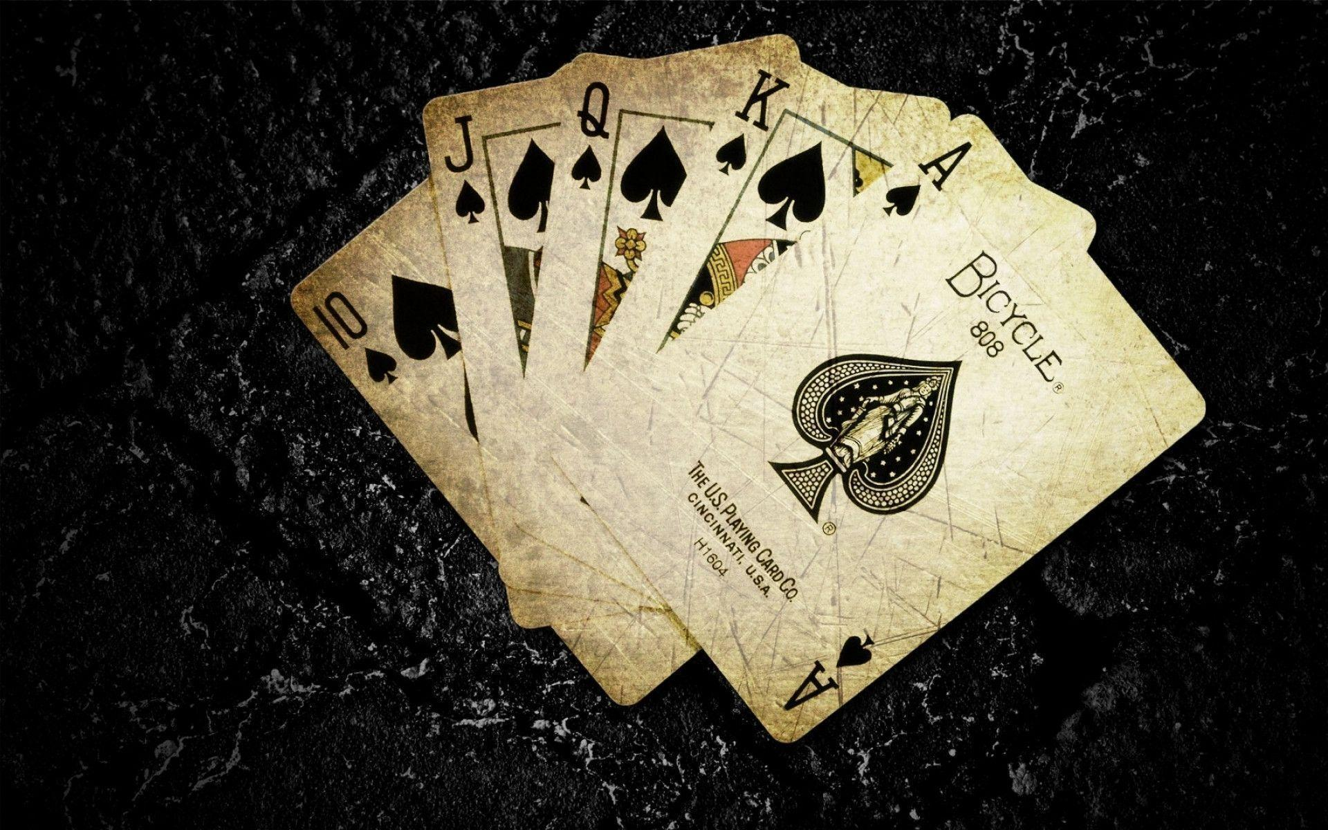 In A Position To Develop Your Creativity Utilizing Online Poker